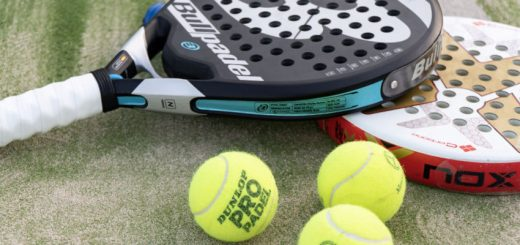Padelrackets form